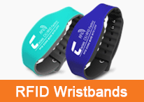CXJ RFID Wristbands