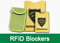 CXJ RFID blocking card