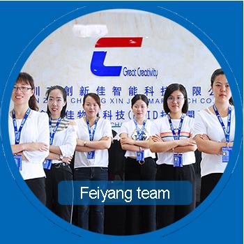 CXJ Feiyang team