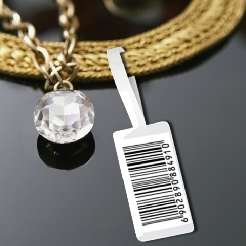 rfid jewelry labels