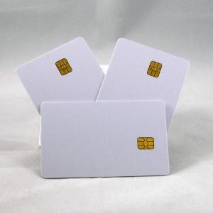 Contact IC cards,IC cards,contact IC chip card,Contact IC Card