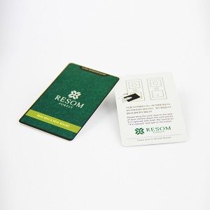 RFID Chip Card
