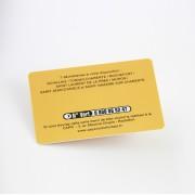 RFID mifare cards