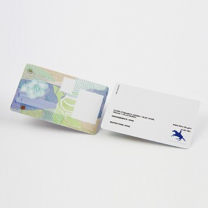 LF smart card