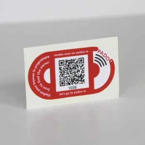 passive NFC tags