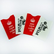 credit card blocking sleeves