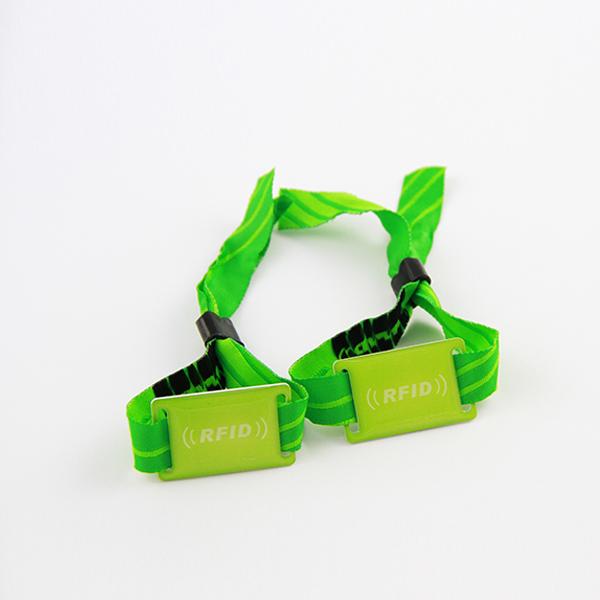 RFID festival wristbands