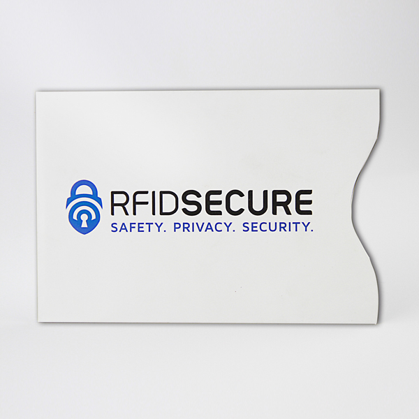 RFID blocking passport sleeves