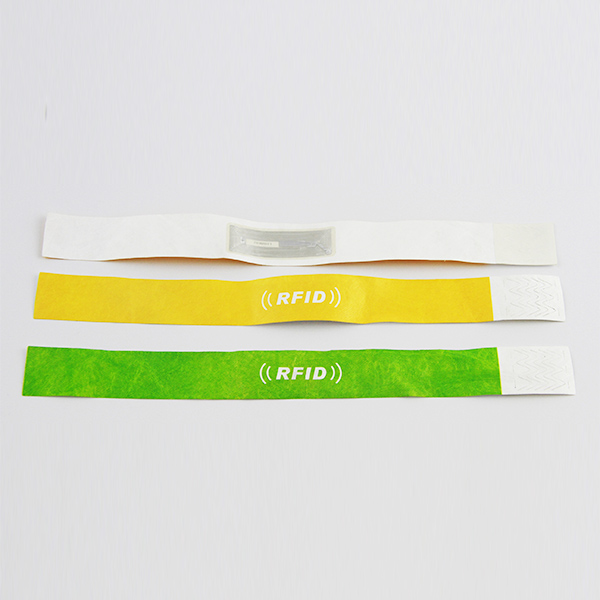 cheap paper wristbands Tyvek wristbands are perfect for any event that needs security they are durable, water resistant and must be destroyed to be removed.