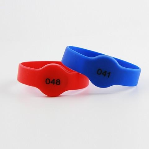 RFID Silicone Wristbands