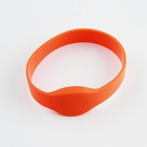 Blank RFID Silicone Wristband