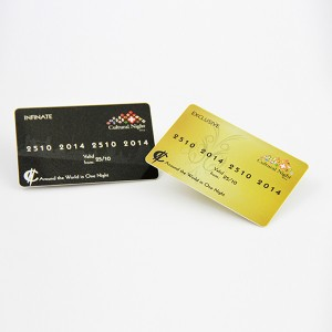 Pringting UHF Smart Card With Magnetic Stripe