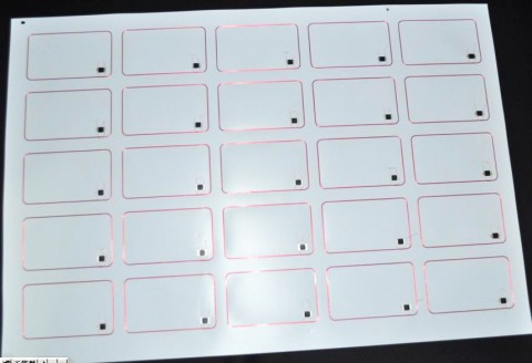 RFID Inlay Sheet