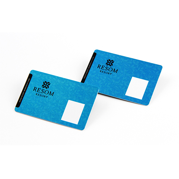 smart chip card