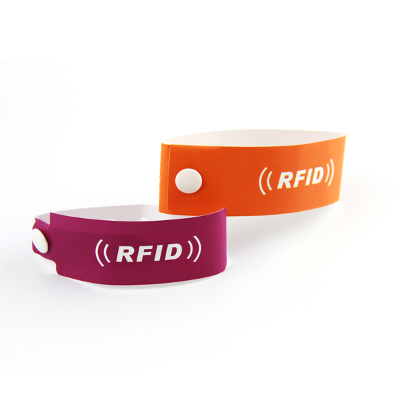 NFC Synthetic wristbands
