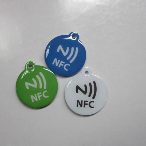 Epoxy RFID Tags