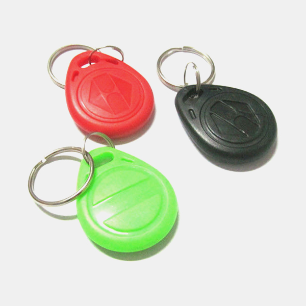 Small 14443A Passive NFC Key Fobs Tags