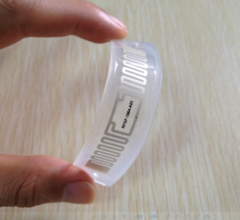 soft silicone rfid laundry tags