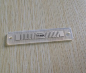 transparent silicone rfid laundry tags