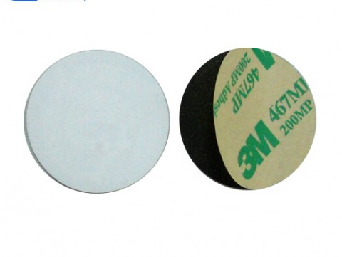 Anti-Metal PVC NFC Tags,Anti-Metal paper sticker,HF Anti-Metal Tag