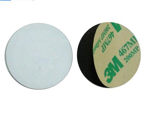 Anti-Metal PVC NFC Tags,Anti-Metal paper sticker,HF Anti-Metal Tag