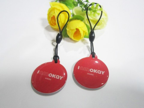 epoxy rfid key tags