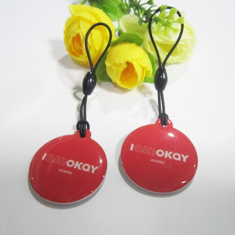 epoxy rfid key tags