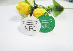 nfc key tag