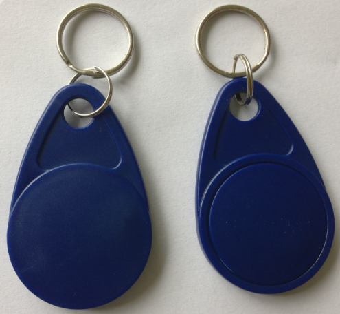 ISO 14443A MIFARE Classic® 1K ABS RFID Fobs