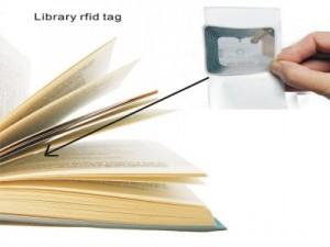 Oxford Library RFID Tag
