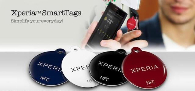 Sony NFC RFID Tag