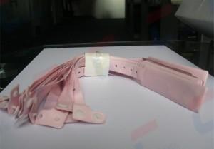 EPS hospital RFID Wristband
