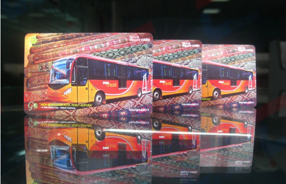 Iran Smart bus card
