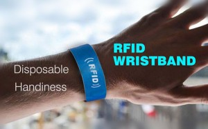 hospital RFID Wristband