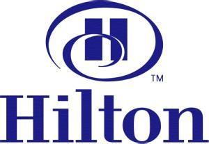 Hilton PVC card