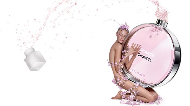 Chanel PVC card