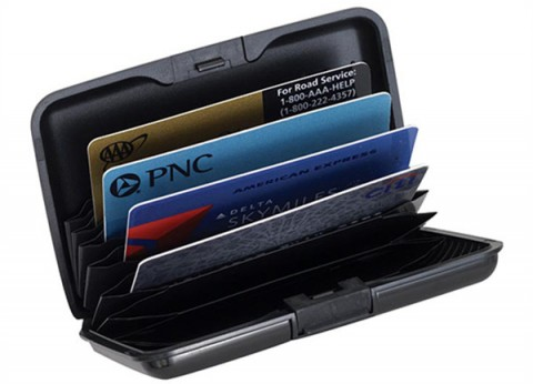 protect credit cards in wallet