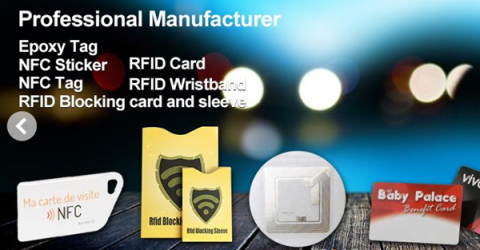 RFID tags for sale