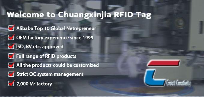 NFC tag manufacturer