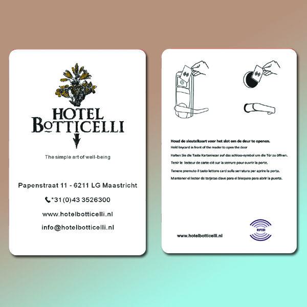 Rfid Hotel Key Card Emerging Krend Of The Development Of