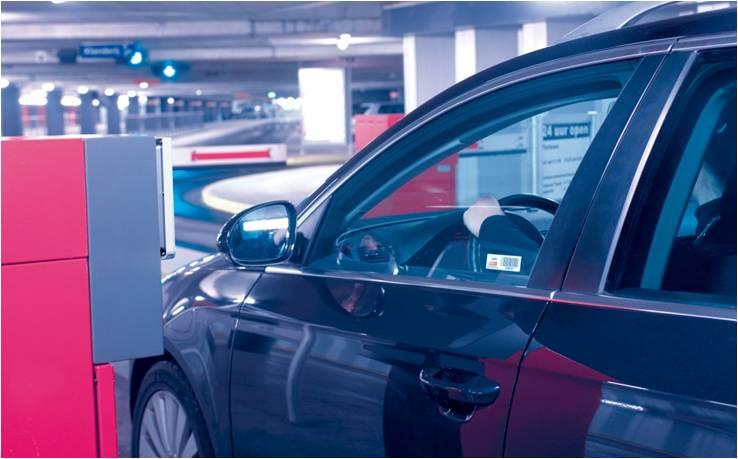 RFID vehicle tag