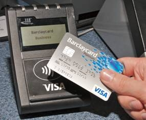 contactless debit card