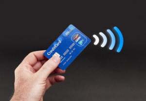 contactless nfc card