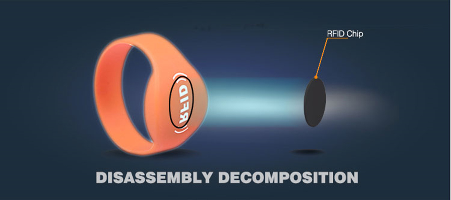 RFID-silicone-wristband