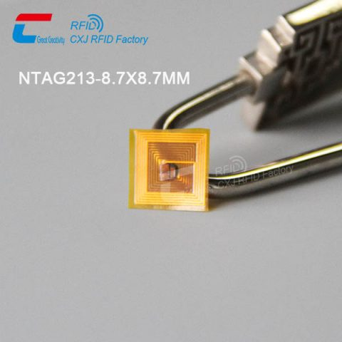 RFID FPC Tiny NTAG213 NFC Tags