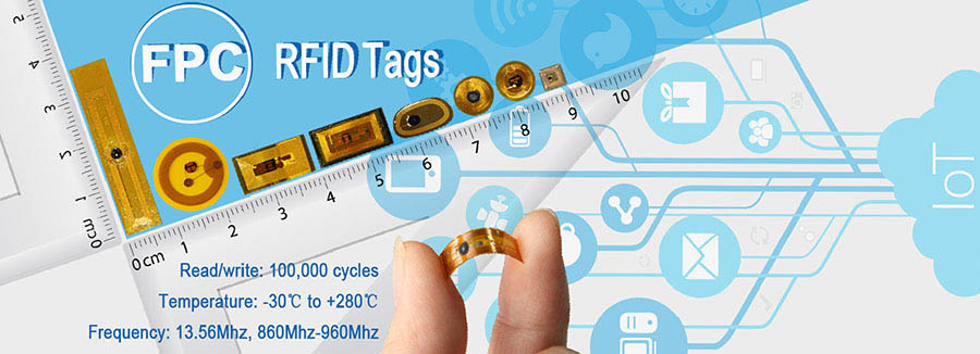 Custom Micro RFID FPC Tag