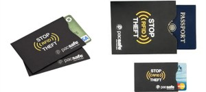 RFID protection for credit card