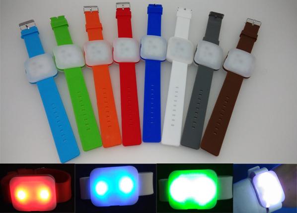 rfid led wristband
