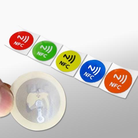 NTAG215 nfc tag, nfc stickers