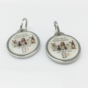 RFID epoxy tag